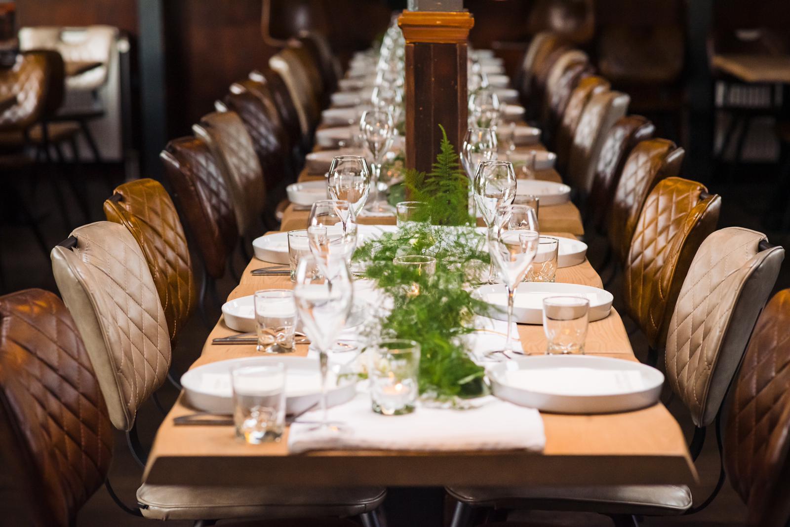 Dineren bij Restaurant LEZZ Marken